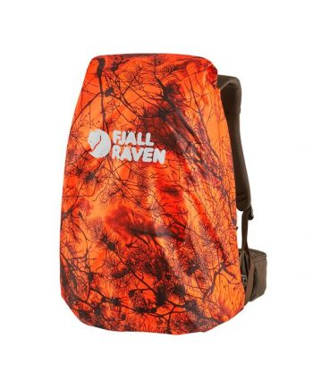 Fjällräven Hunting Rain Cover 16-28 SAFETY ORANGE kjøper du på SQOOP outdoor (SQOOP.no)
