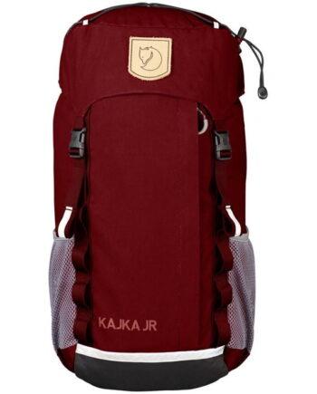 Fjällräven Kajka Jr OX RED kjøper du på SQOOP outdoor (SQOOP.no)