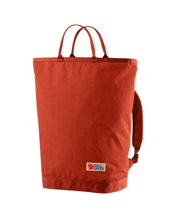 Fjällräven Vardag Totepack CABIN RED kjøper du på SQOOP outdoor (SQOOP.no)