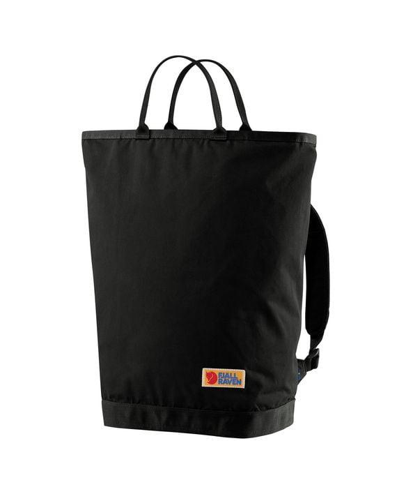 Fjällräven Vardag Totepack BLACK kjøper du på SQOOP outdoor (SQOOP.no)