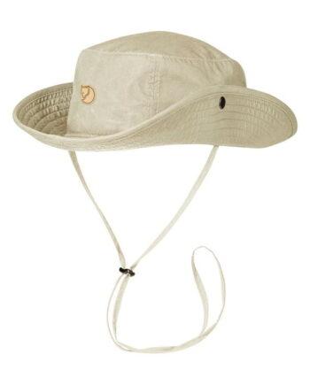 Fjällräven Abisko Summer Hat LIMESTONE kjøper du på SQOOP outdoor (SQOOP.no)