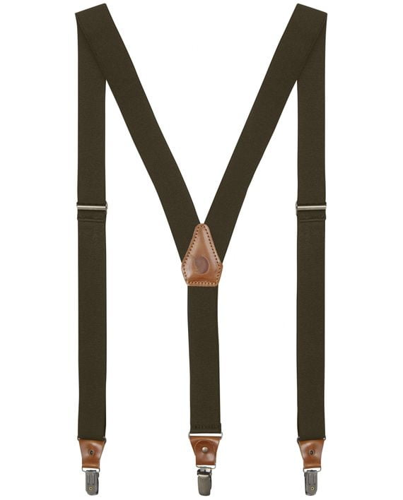 Fjällräven Singi Clip Suspenders DARK OLIVE kjøper du på SQOOP outdoor (SQOOP.no)