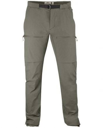 Fjällräven High Coast Hike Trousers M Long FOG kjøper du på SQOOP outdoor (SQOOP.no)