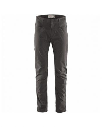 Fjällräven High Coast Lite Trousers M DARK GREY kjøper du på SQOOP outdoor (SQOOP.no)