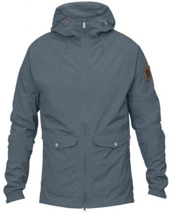 Fjällräven Greenland Wind Jacket M DUSK kjøper du på SQOOP outdoor (SQOOP.no)