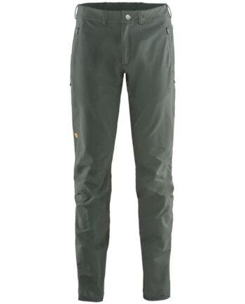 Fjällräven Bergtagen Stretch Trousers M BASALT kjøper du på SQOOP outdoor (SQOOP.no)