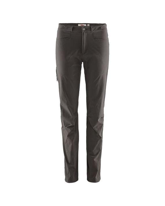 Fjällräven High Coast Lite Trousers W DARK GREY kjøper du på SQOOP outdoor (SQOOP.no)