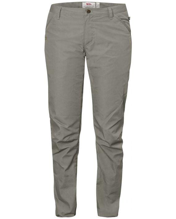 Fjällräven High Coast Trousers W FOG kjøper du på SQOOP outdoor (SQOOP.no)