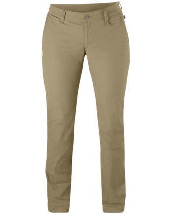 Fjällräven Abisko Stretch Trousers W SAND kjøper du på SQOOP outdoor (SQOOP.no)