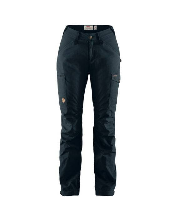 Fjällräven Kaipak Trousers Curved W DARK NAVY kjøper du på SQOOP outdoor (SQOOP.no)