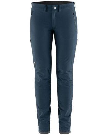 Fjällräven Bergtagen Stretch Trousers W MOUNTAIN BLUE kjøper du på SQOOP outdoor (SQOOP.no)