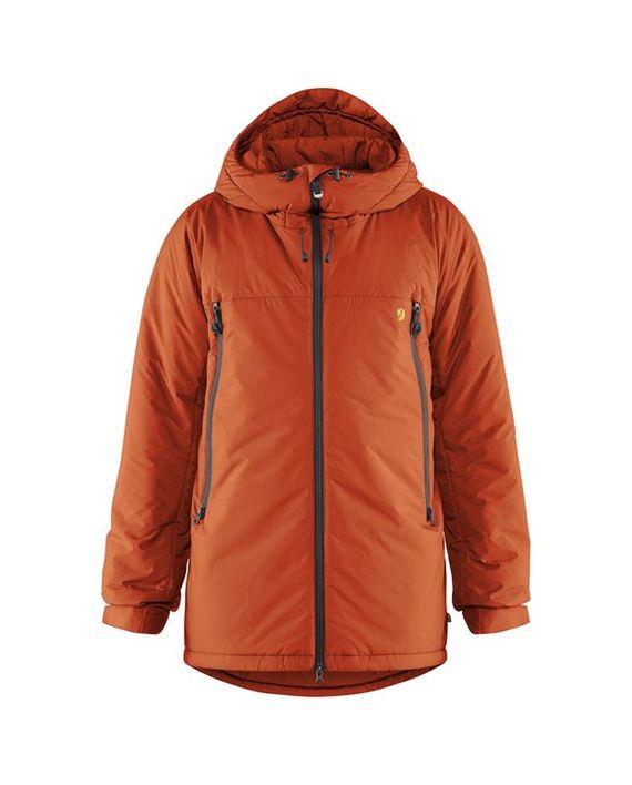 Fjällräven Bergtagen Insulation Jacket M HOKKAIDO ORANGE kjøper du på SQOOP outdoor (SQOOP.no)