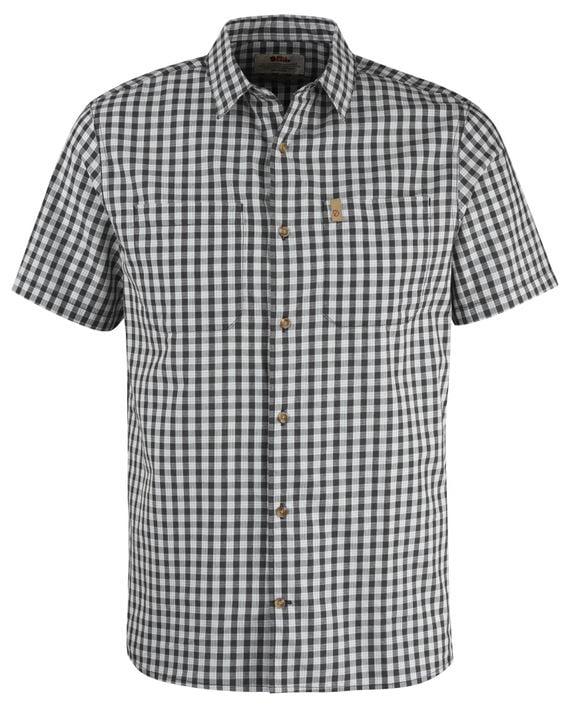 Fjällräven High Coast Shirt SS DARK GREY kjøper du på SQOOP outdoor (SQOOP.no)