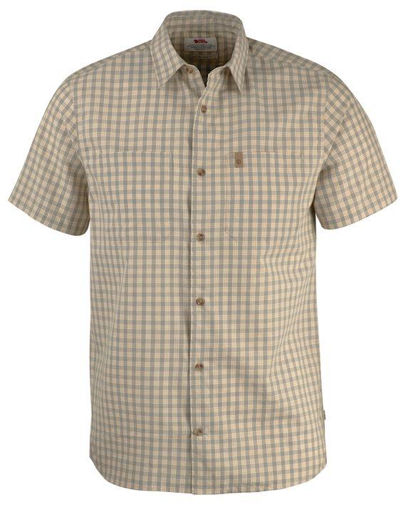 Fjällräven High Coast Shirt SS SEASHELL ORANGE kjøper du på SQOOP outdoor (SQOOP.no)