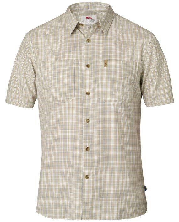 Fjällräven High Coast Shirt SS CORK kjøper du på SQOOP outdoor (SQOOP.no)