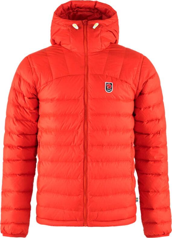 Fjällräven Expedition Pack Down Hoodie M TRUE RED kjøper du på SQOOP outdoor (SQOOP.no)