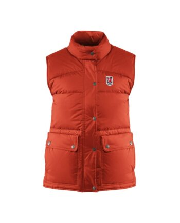 Fjällräven Expedition Down Lite Vest W FLAME ORANGE kjøper du på SQOOP outdoor (SQOOP.no)