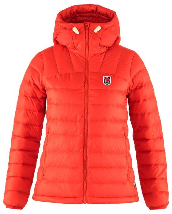 Fjällräven Expedition Pack Down Hoodie W TRUE RED kjøper du på SQOOP outdoor (SQOOP.no)