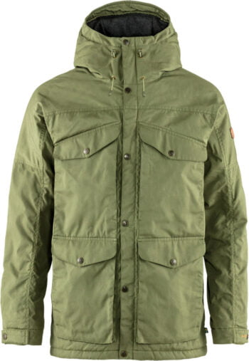 Fjällräven Vidda Pro Wool Padded Jacket M GREEN kjøper du på SQOOP outdoor (SQOOP.no)