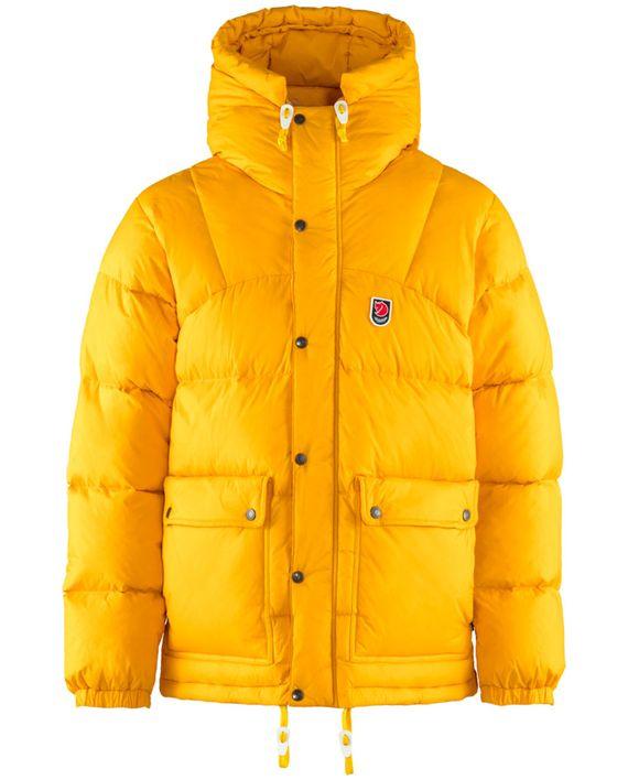 Fjällräven Expedition Down Lite Jacket M DANDELION kjøper du på SQOOP outdoor (SQOOP.no)