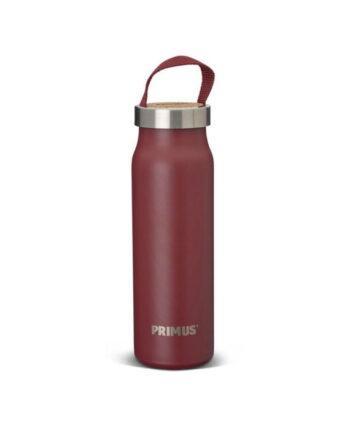 Primus Klunken V. Bottle 0.5L Ox Red  kjøper du på SQOOP outdoor (SQOOP.no)