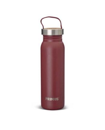 Primus Klunken Bottle 0.7L Ox Red  kjøper du på SQOOP outdoor (SQOOP.no)