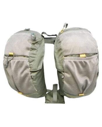 Aarn Universal Balance Pockets Small 10L (Universal frontsekk) Grey kjøper du på SQOOP outdoor (SQOOP.no)