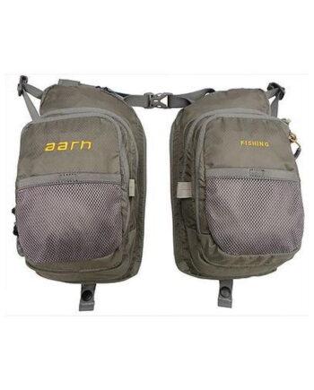 Aarn Fishing Balance Pockets 12L (Frontsekker fiske) Grey kjøper du på SQOOP outdoor (SQOOP.no)