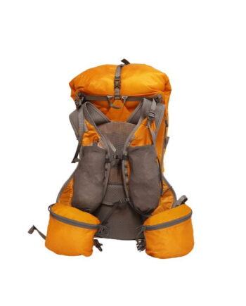 Aarn Pace Magic 33 - ryggsekk fastpacking Gold/grey kjøper du på SQOOP outdoor (SQOOP.no)