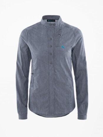 Klättermusen Lofn Shirt W's kjøper du på SQOOP outdoor Norway - SQOOP.no